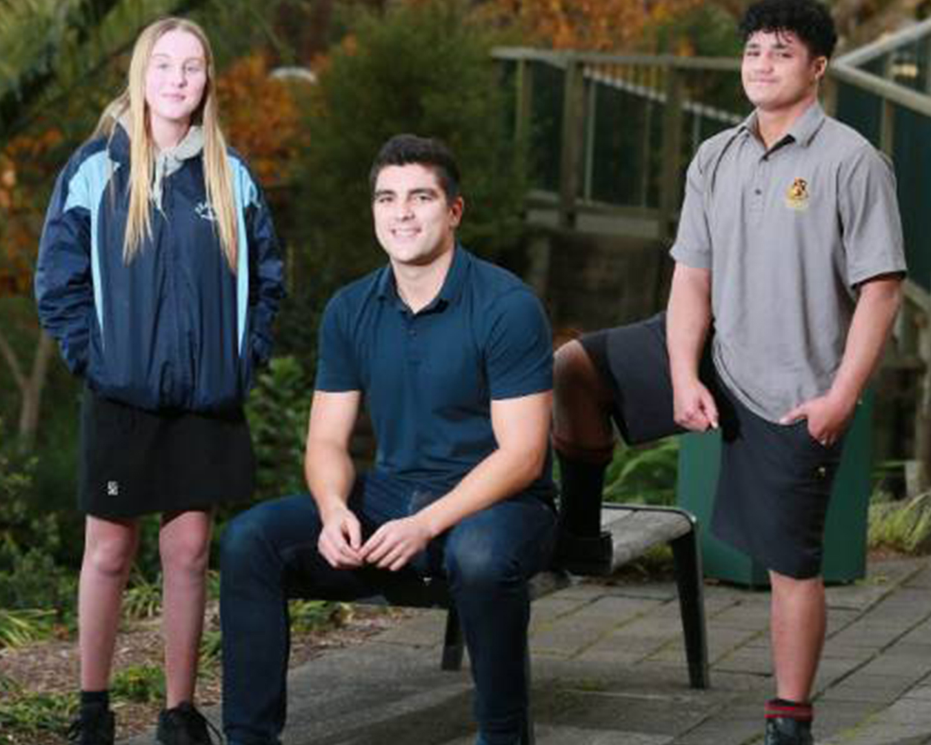 Sport as self-development: Hamilton teens get a hand up through The Waterboy charity -