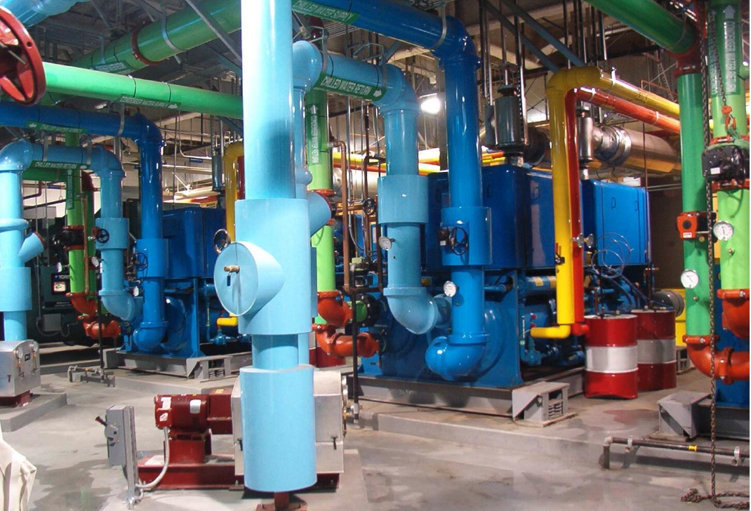 Gas Fired Cogeneration System