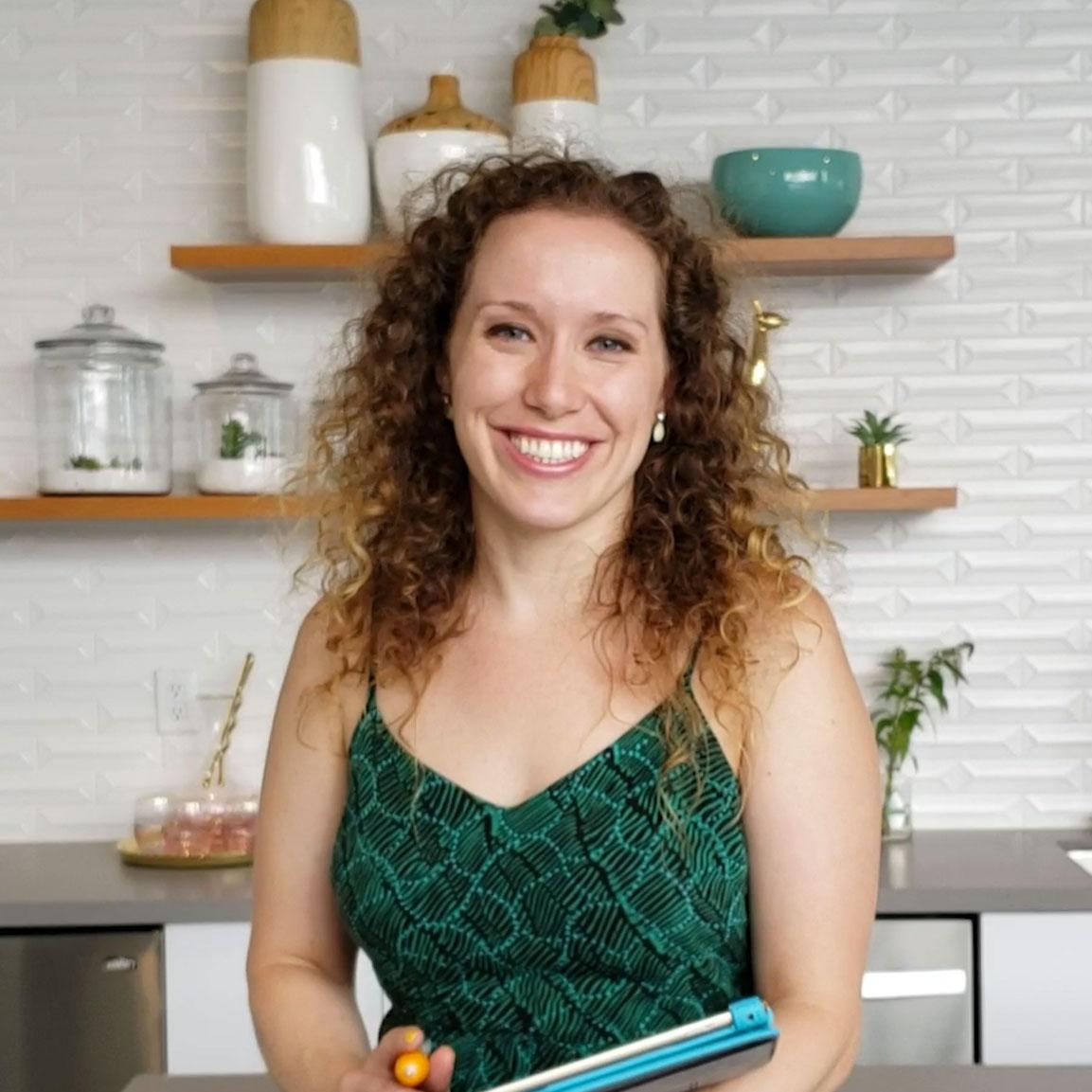 Brooke Glaser, illustrator and surface pattern designer