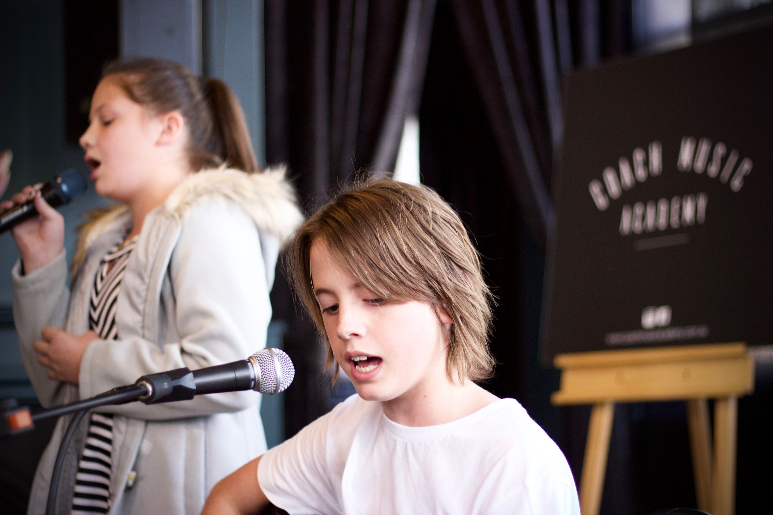 Kids Singing lessons Melbourne