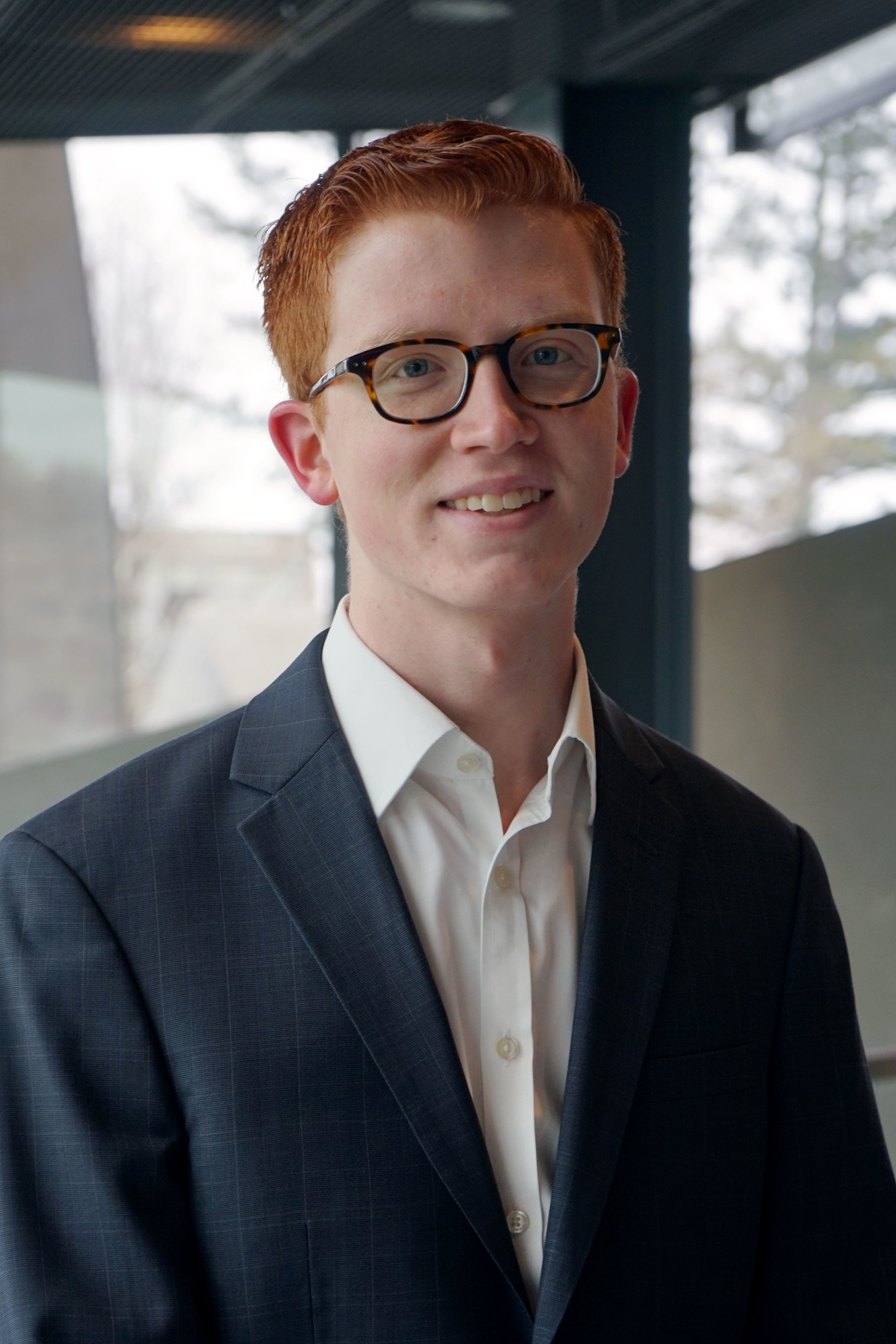 Matthew Saxton | Project Director    Industrial and Labor Relations, 2020    Product Management & Analytics Intern at Capital One    AKPsi, CU Nooz, Peer Review Board