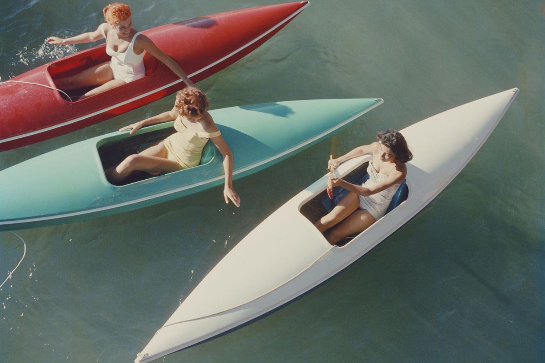 KAYAKS + PADDLEBOARDS - piddle paddle around the lake