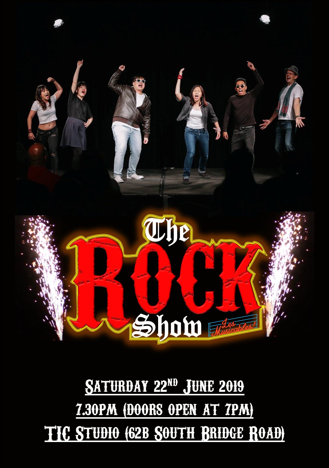 TheRockShow Playbill.png