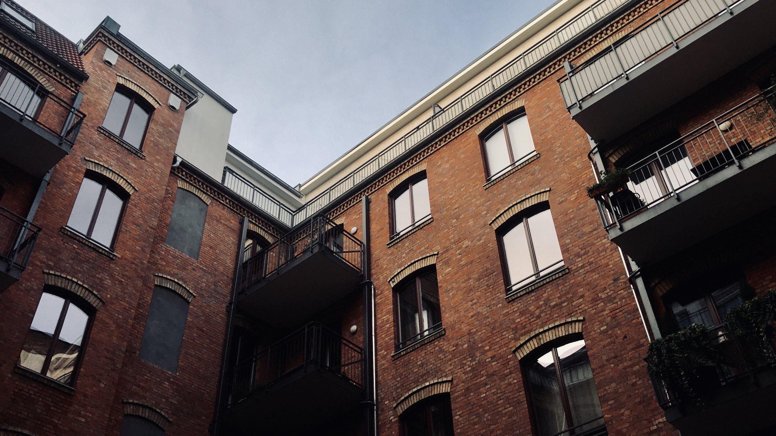 Apartment in Prenzlauer Berg.