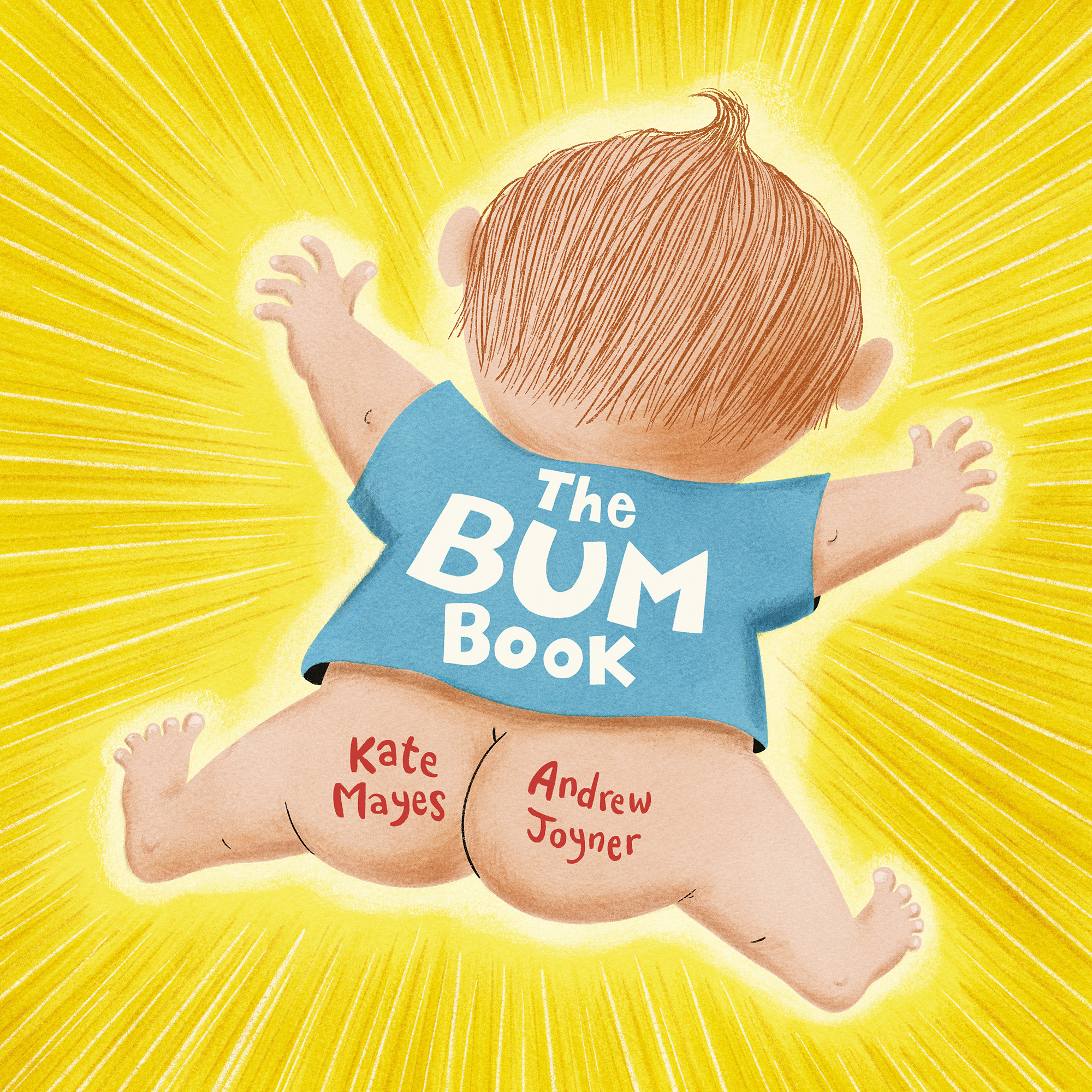 The Bum Book  by Kate Mayes