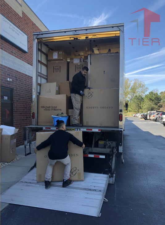 TIER Installations has a 12,000 square foot warehouse and provides clean and secure furniture warehousing and storage services that include receiving, storage and redelivery. These services are the ideal answer for both large enterprises with multiple sites and offices and for smaller businesses with a single location. Our inventory managers are detail-oriented with a commitment to accountability for items in their care and are experts in assessing product condition. -