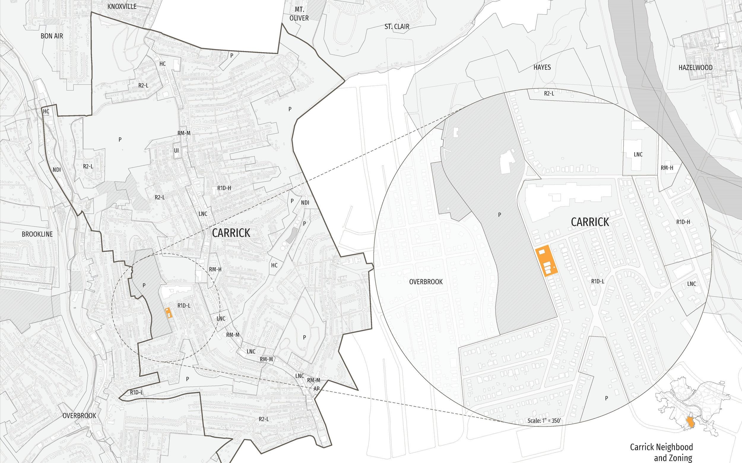 Neighborhoood Context and zoning