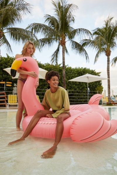 URBAN OUTFITTERS GIANT FLAMINGO POOL FLOAT
