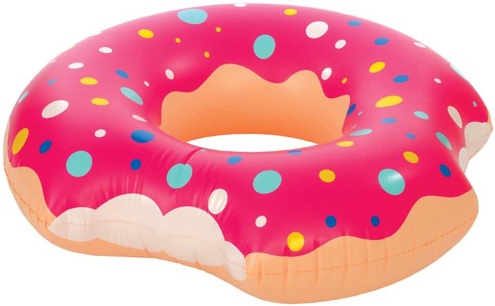 PINK DONUT INNER TUBE  - POOL FLOAT