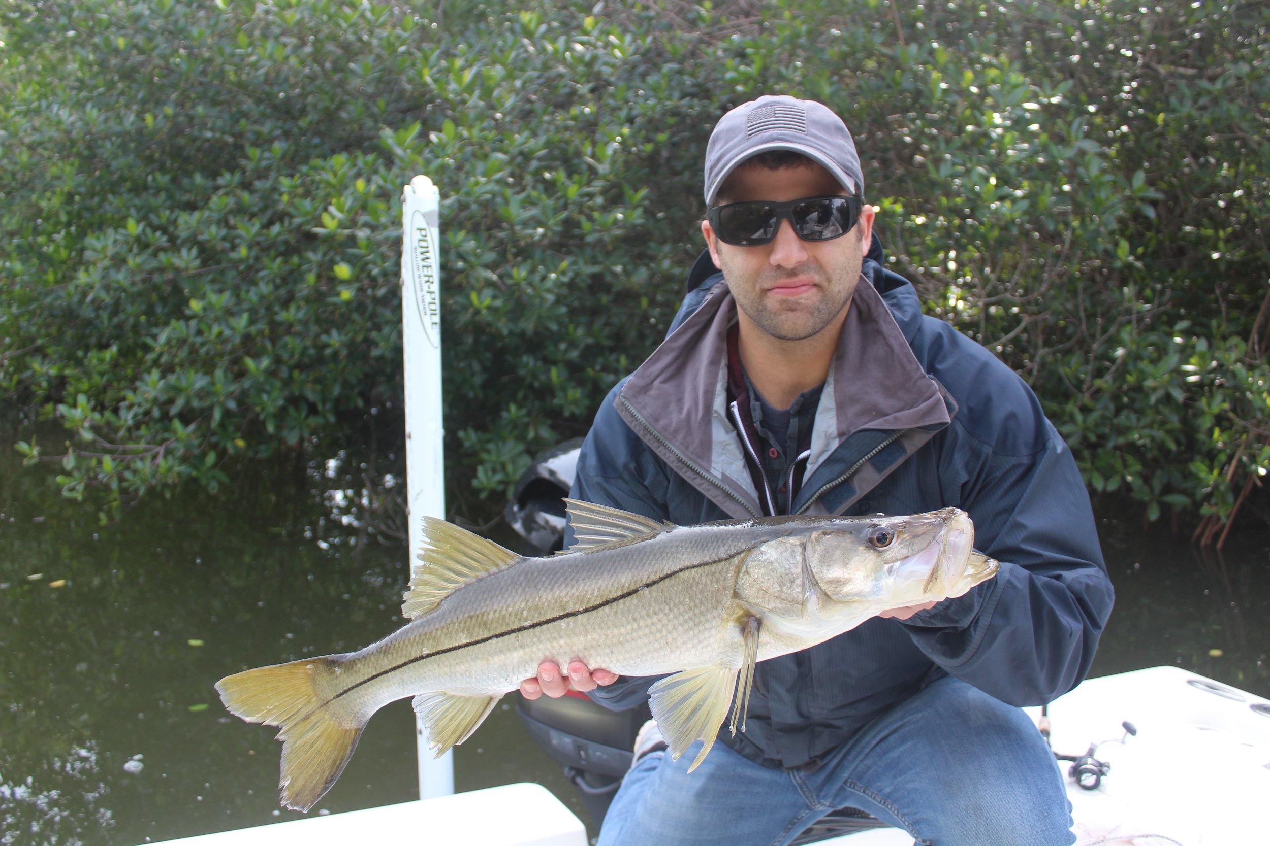 Slot Snook for Luke from Minnesota