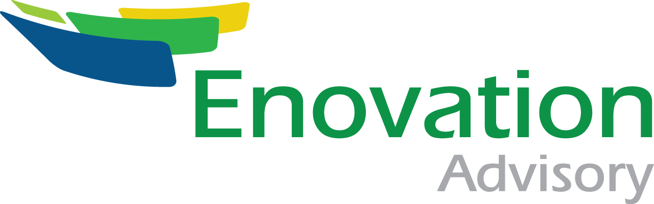 Enovation Advisory Darker Green  Logo Outlines_2017.png