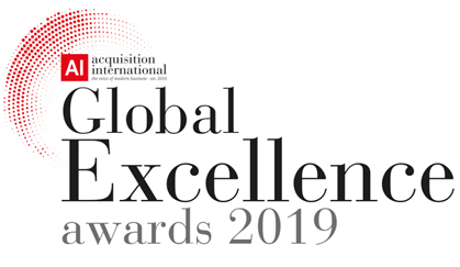 2019 Enovation Partners - Global Excellence Award