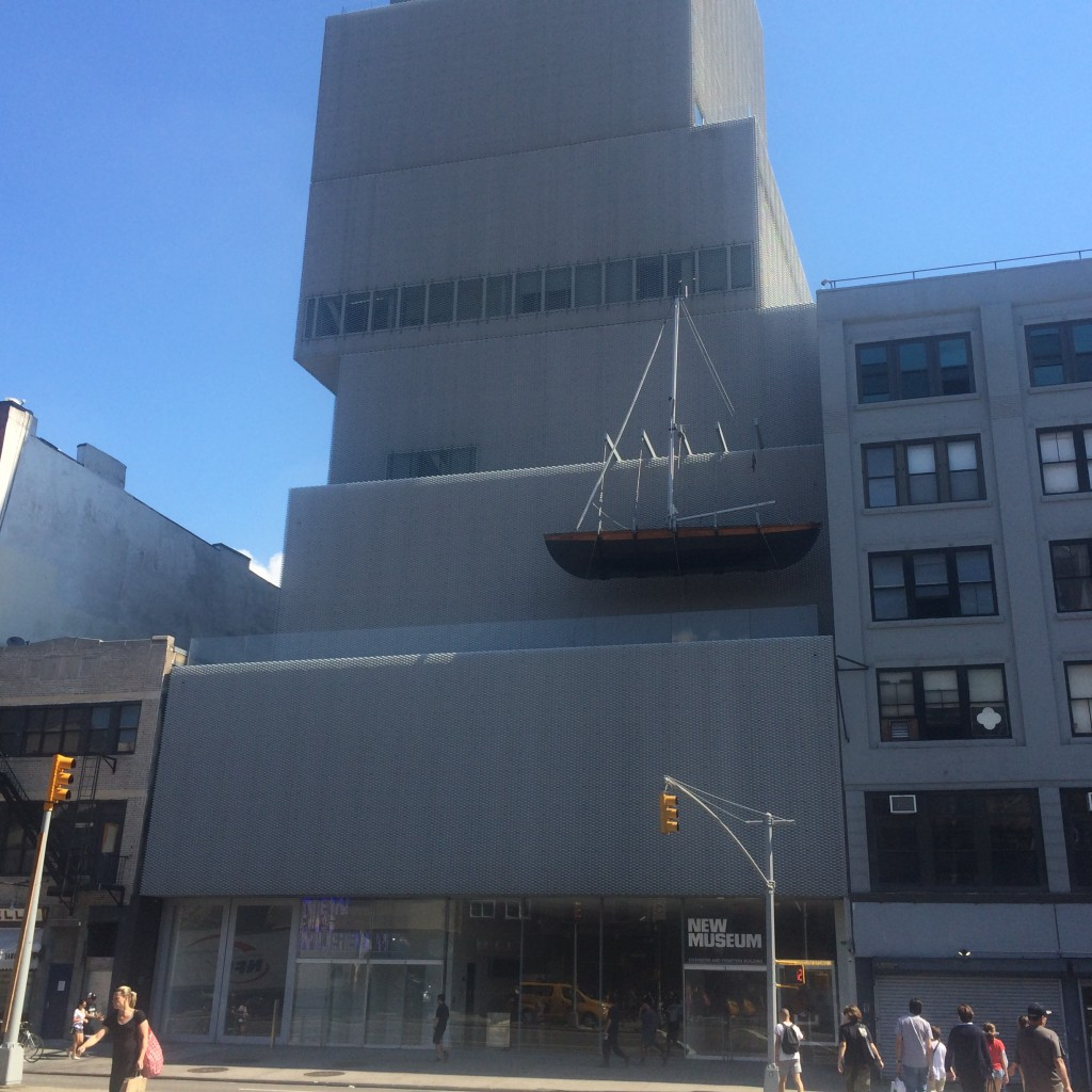 The New Museum for Contemporary Arts