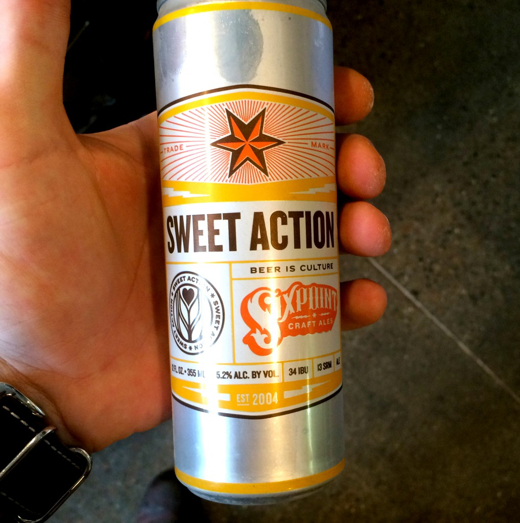 Six Point Sweet Action