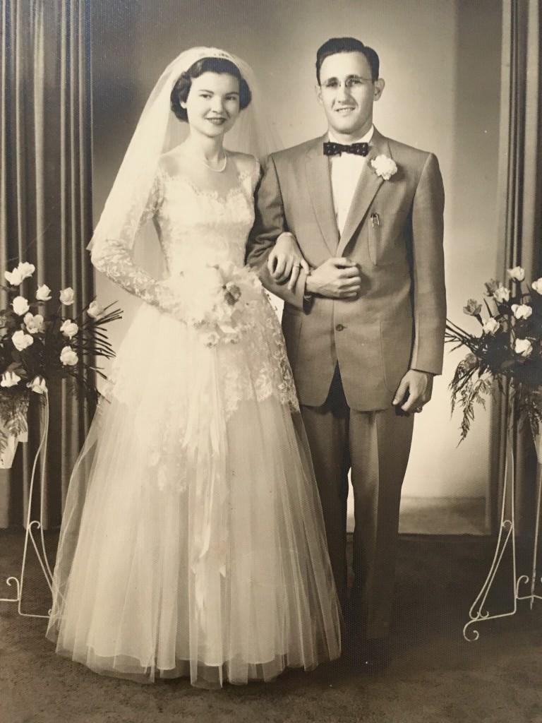 Nana Gene & Pa Marvin