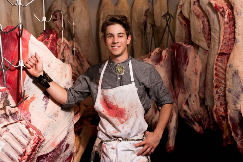 Butcher Jack Matusek of Raw Republic Meats (Raw Republic Meats)