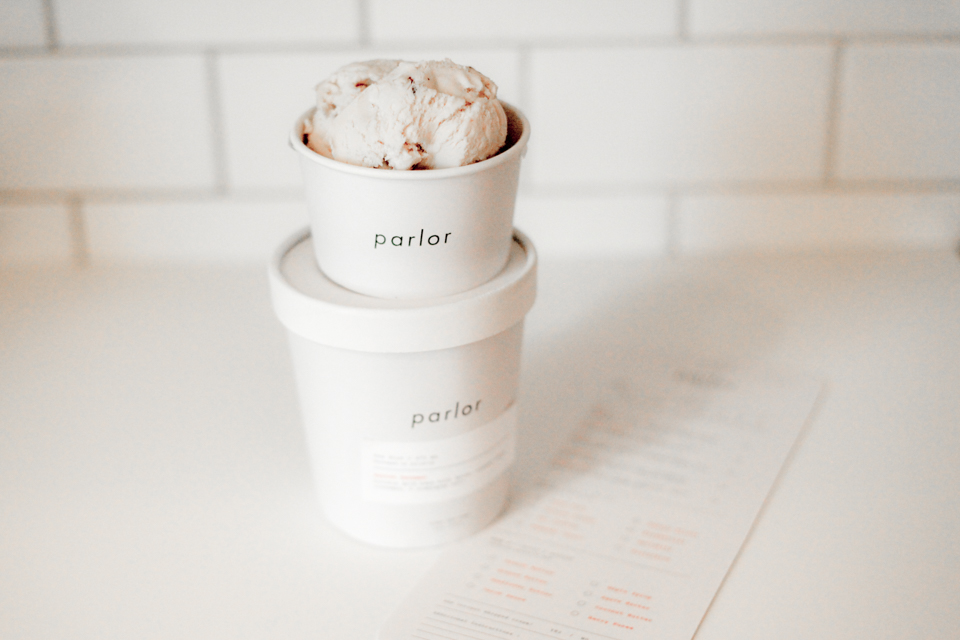 PARLOR ICE CREAM