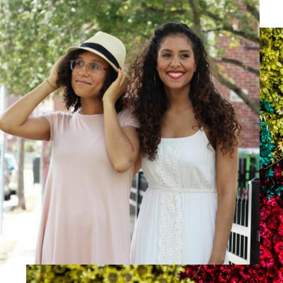 Letisha & Zeena Brown