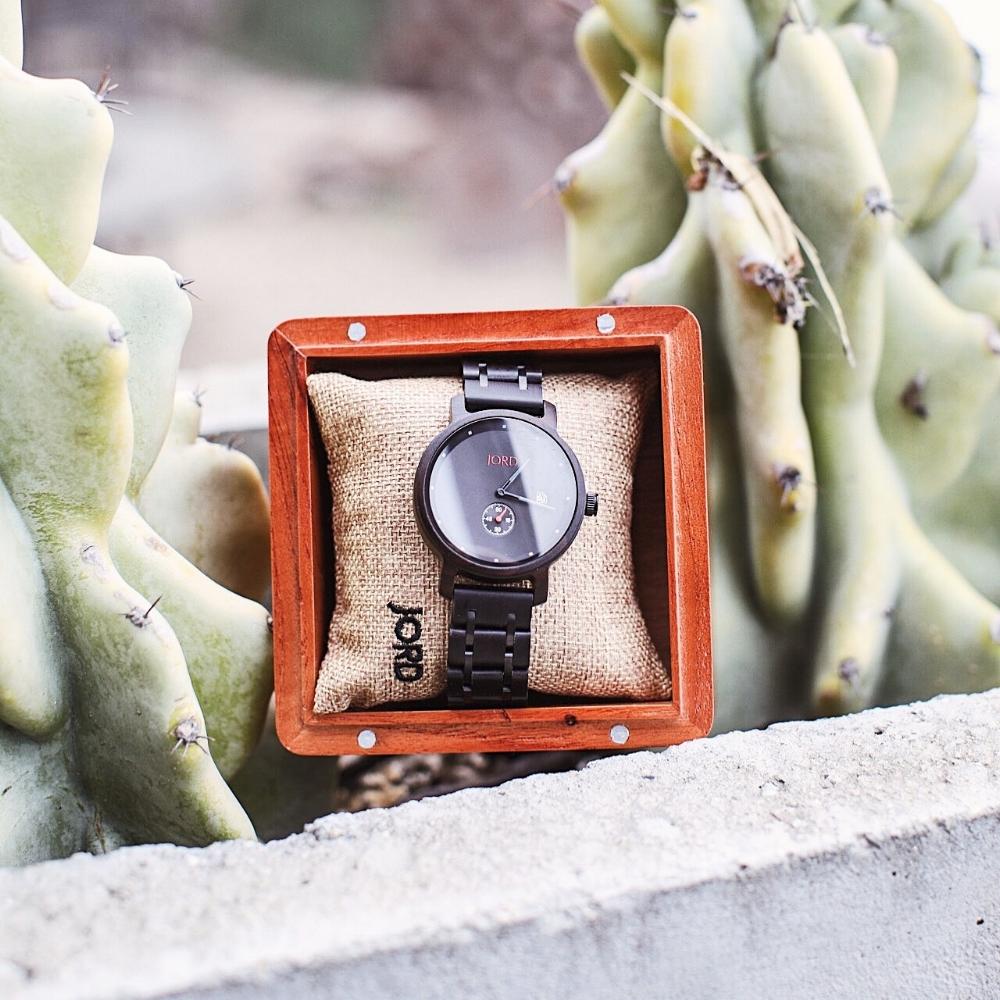 Unique Mens Wooden Watch Jord Watch
