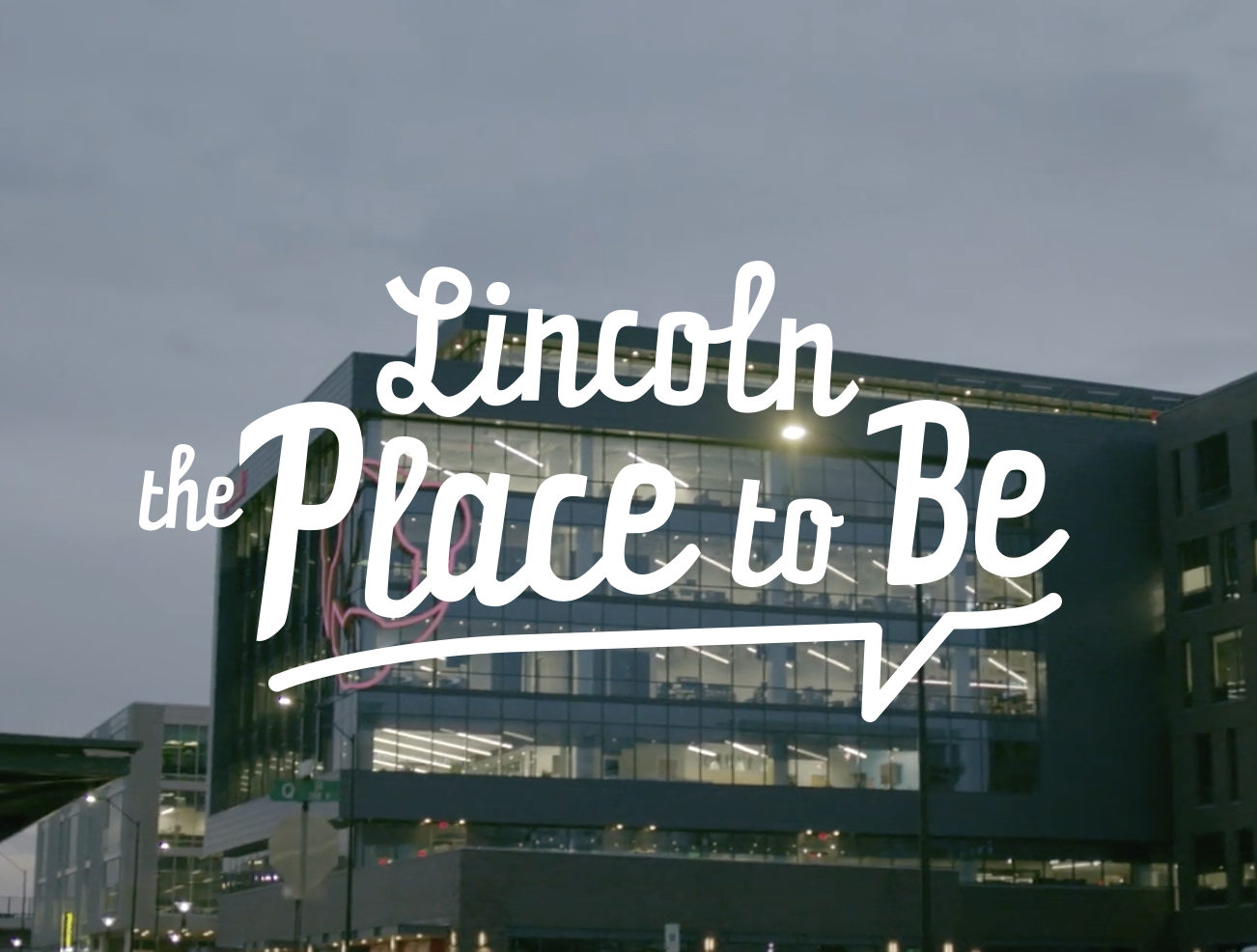 Lincoln - The Place to Be