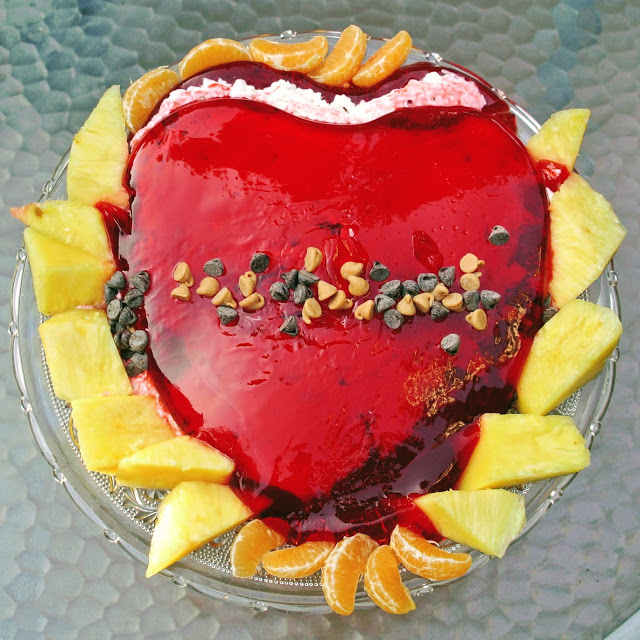 Kendra Tierney'sJello Heart - Read more