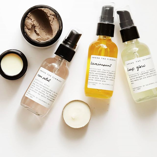 A skincare routine that addresses various needs naturally, with nutrient dense ingredients. Each product serves a specific role in the overall health and vitality of your skin and is made fresh, to order. There are no toxic, wasteful additives or plastics here 👋 Just real, raw luxury in its most beneficial state. If you'd like assistance getting to know a routine for your skin, we'd love to hear from you!