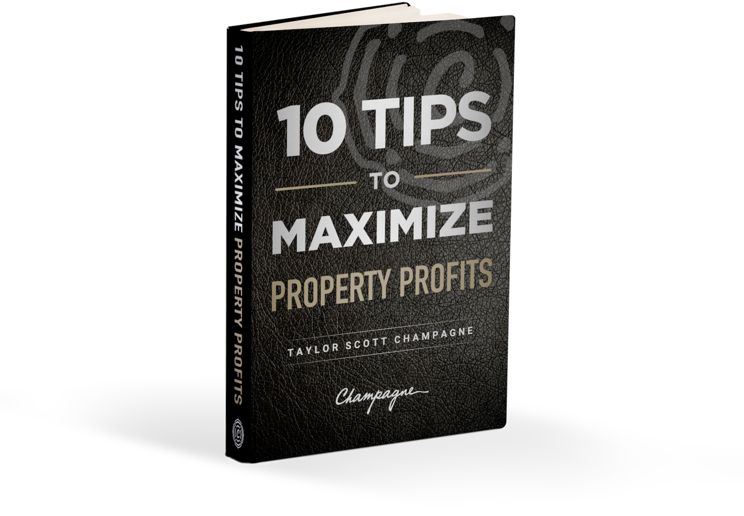 10 Tips to Maximize Property Profits Book