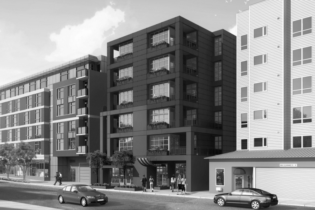 Bellevue Terrace - 1623 Bellevue Ave