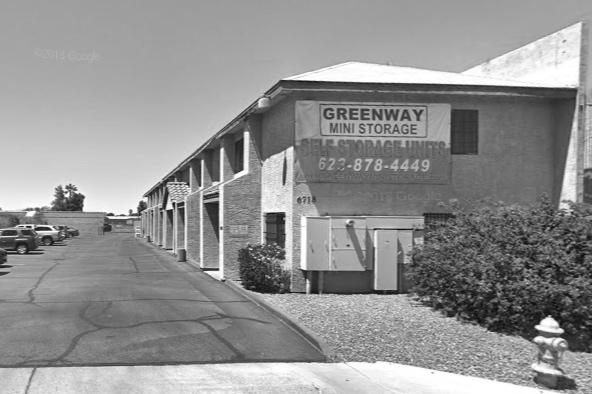 Greenway Mini-Storage - 6718 W Greenway Rd