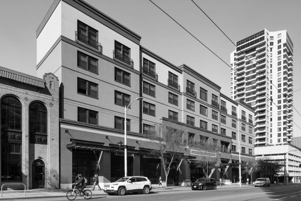 Langdon Simons Building - 2119 3rd Ave