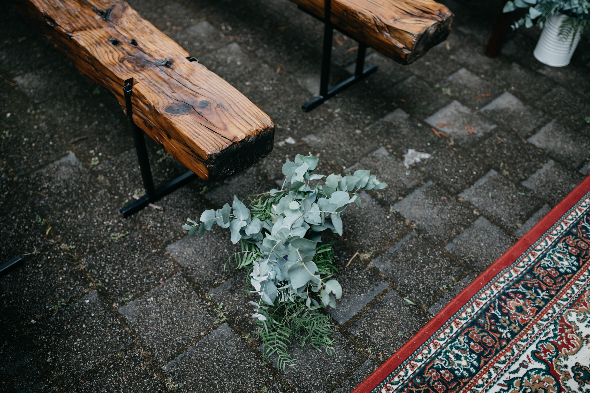 Liam & Lauren's Wedding ceremony - Photography by Story Studio.