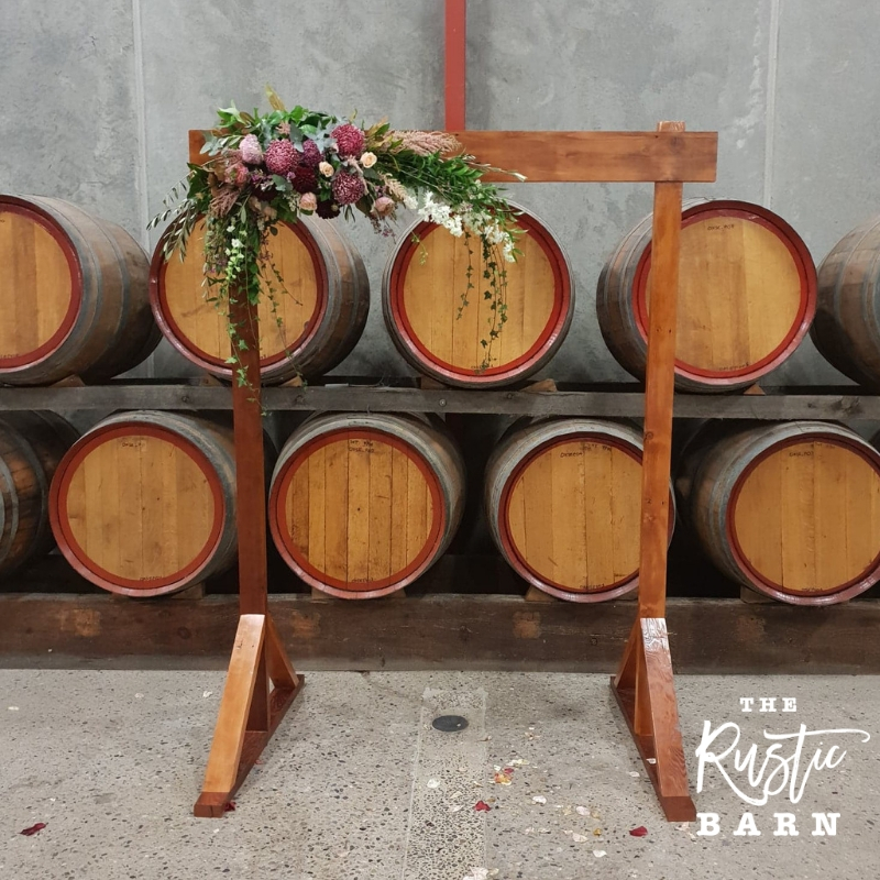 REAL WEDDING | Serafino Wines, Kangarilla