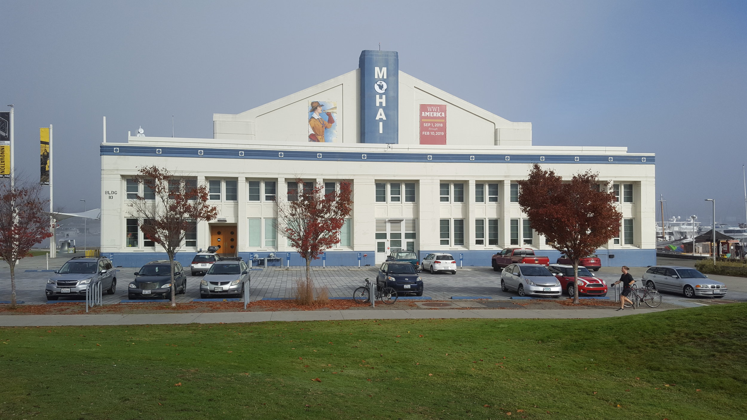 MOHAI - the Museum of History and Industry is located in South Lake Union - Seattle, WA.