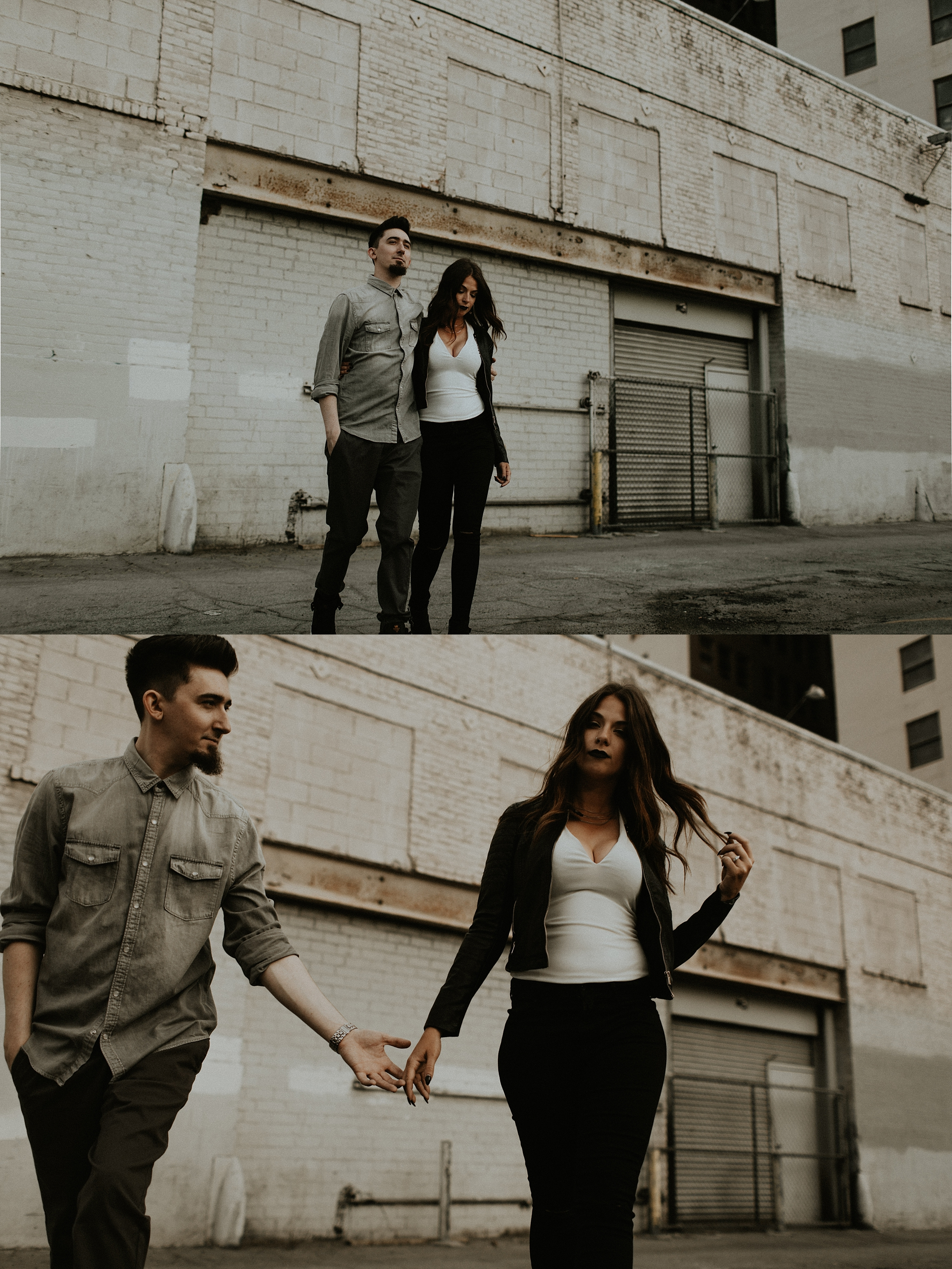 trinjensen photography, DTLA Engagement Session in Los Angeles, Southern California_0015.jpg