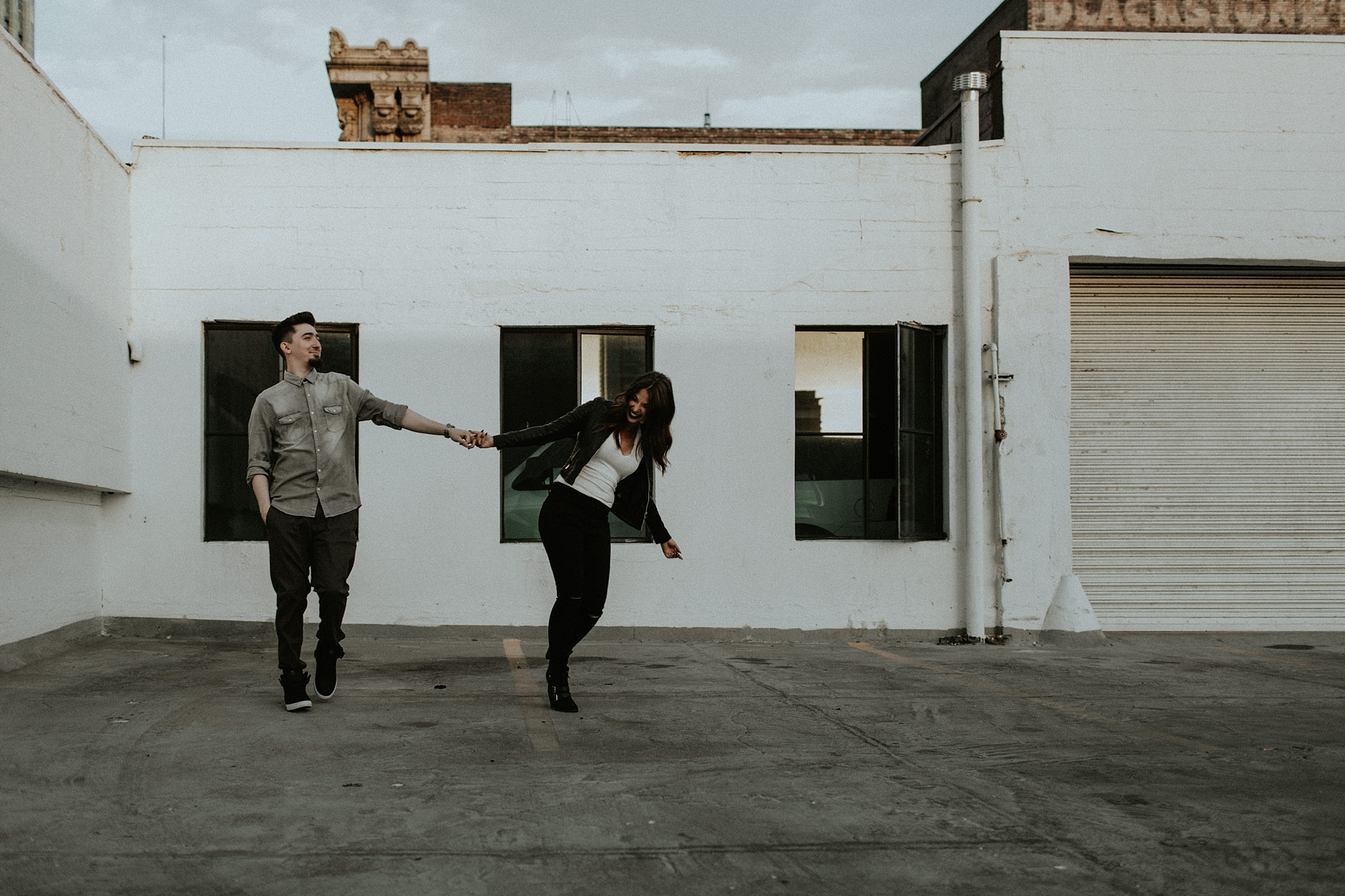 trinjensen photography, DTLA Engagement Session in Los Angeles, Southern California_0027.jpg