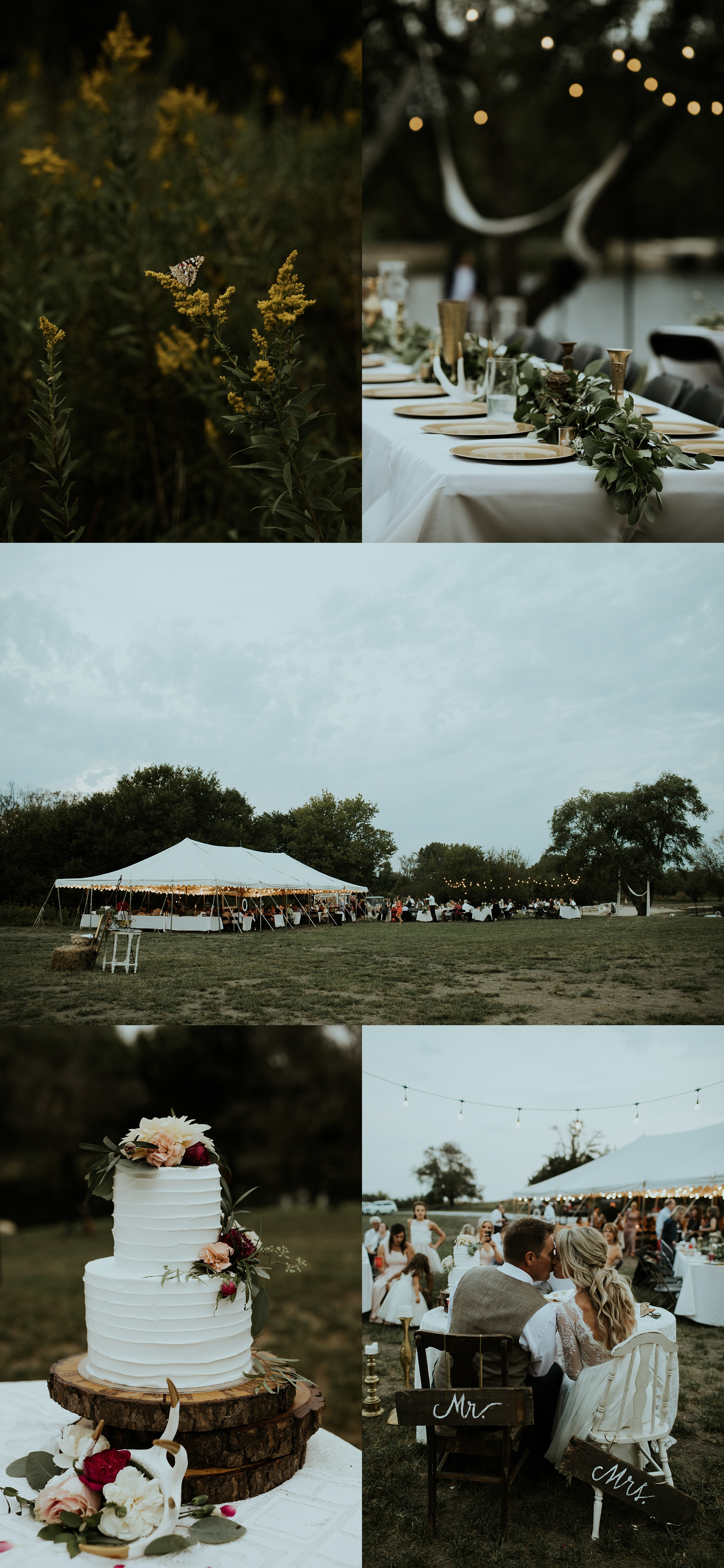 Earthy Lincoln Nebraska Outdoor Wedding with a Rustic Flair Complete with a Firework Ending by Trin Jensen Photography_0014.jpg