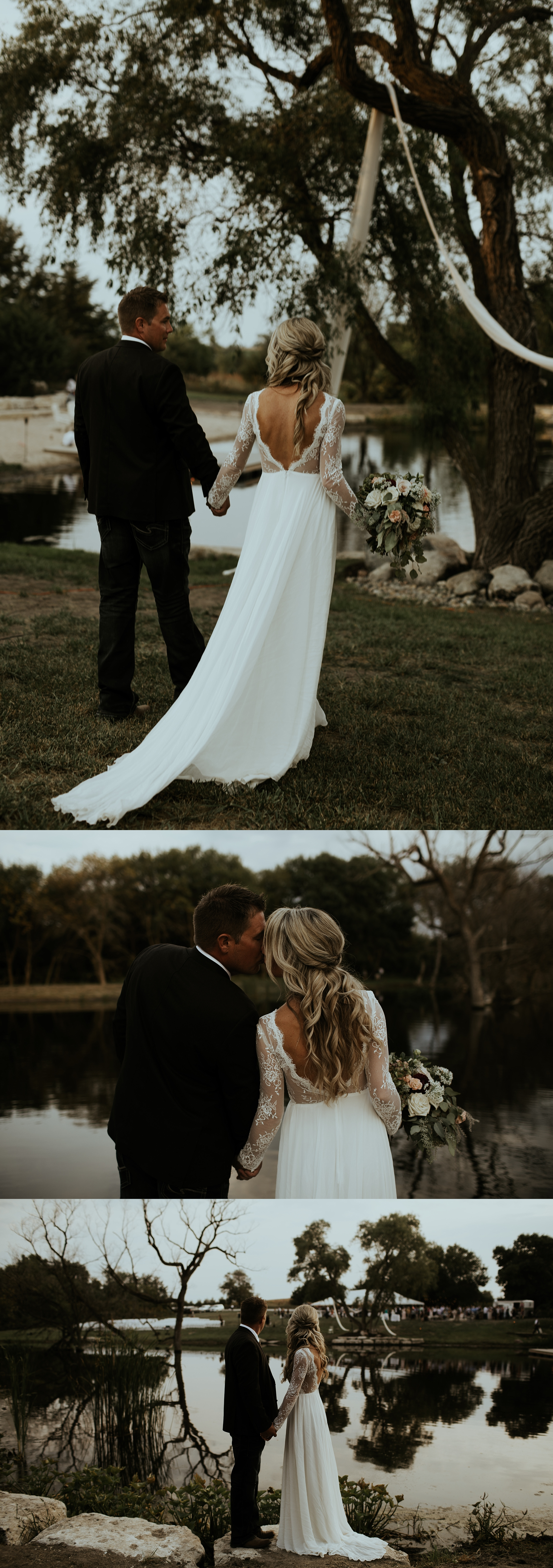 Earthy Lincoln Nebraska Outdoor Wedding with a Rustic Flair Complete with a Firework Ending by Trin Jensen Photography_0017.jpg
