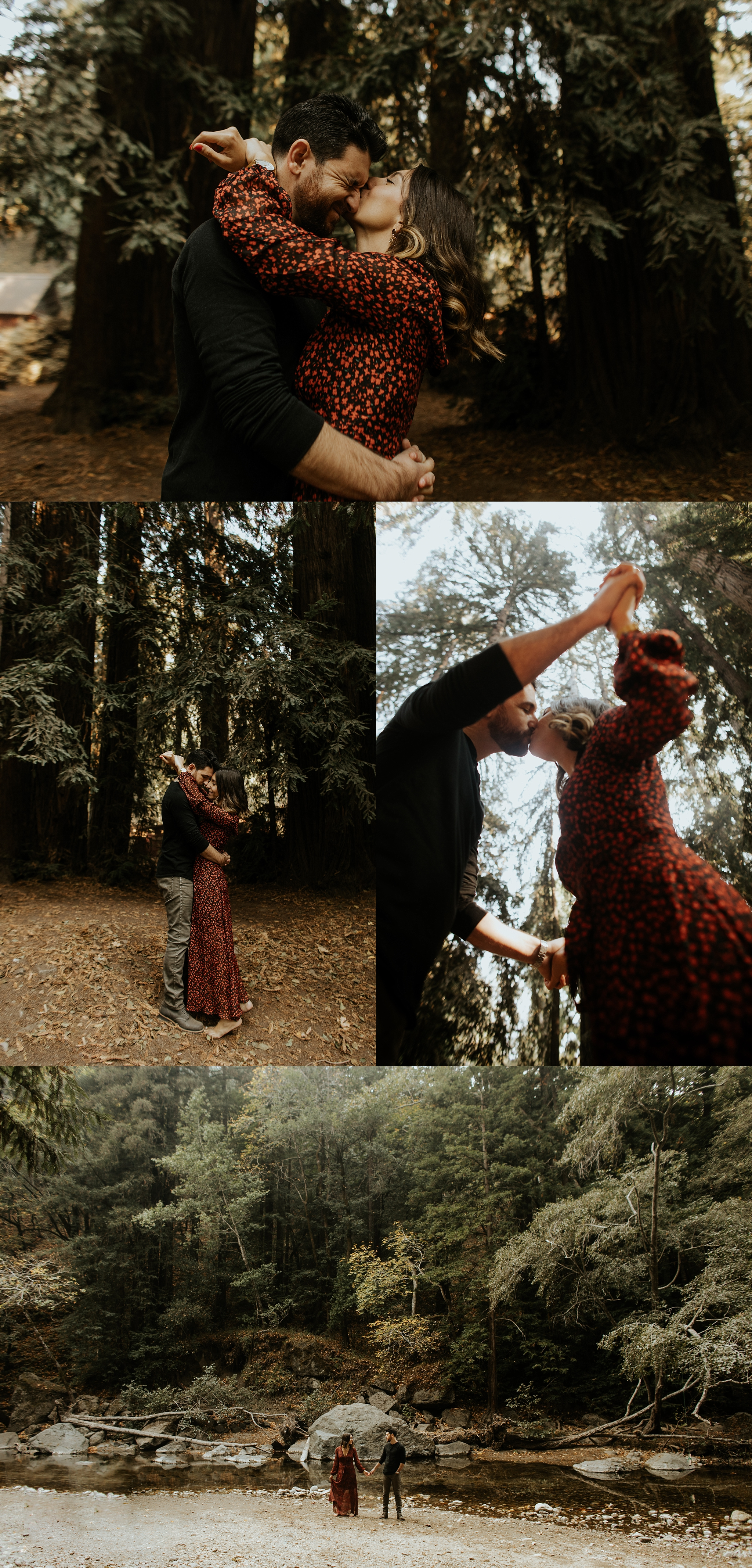 Fall Bohemian Big Sur California Engagement Session by Trin Jensen Photography_0002.jpg