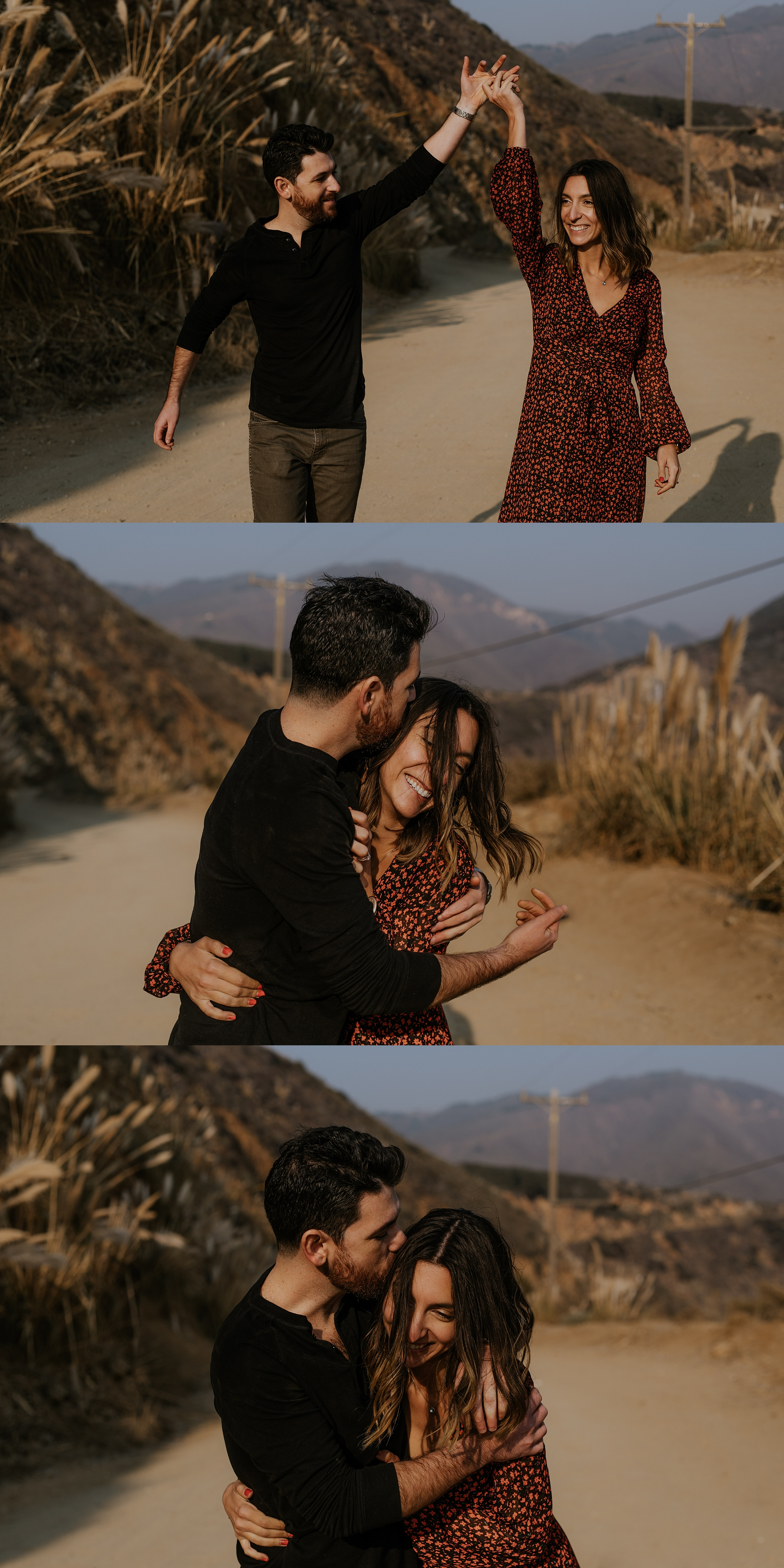 Fall Bohemian Big Sur California Engagement Session by Trin Jensen Photography_0011.jpg