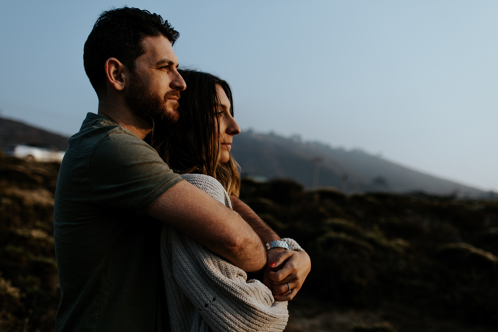 Fall Bohemian Big Sur California Engagement Session by Trin Jensen Photography_0016.jpg