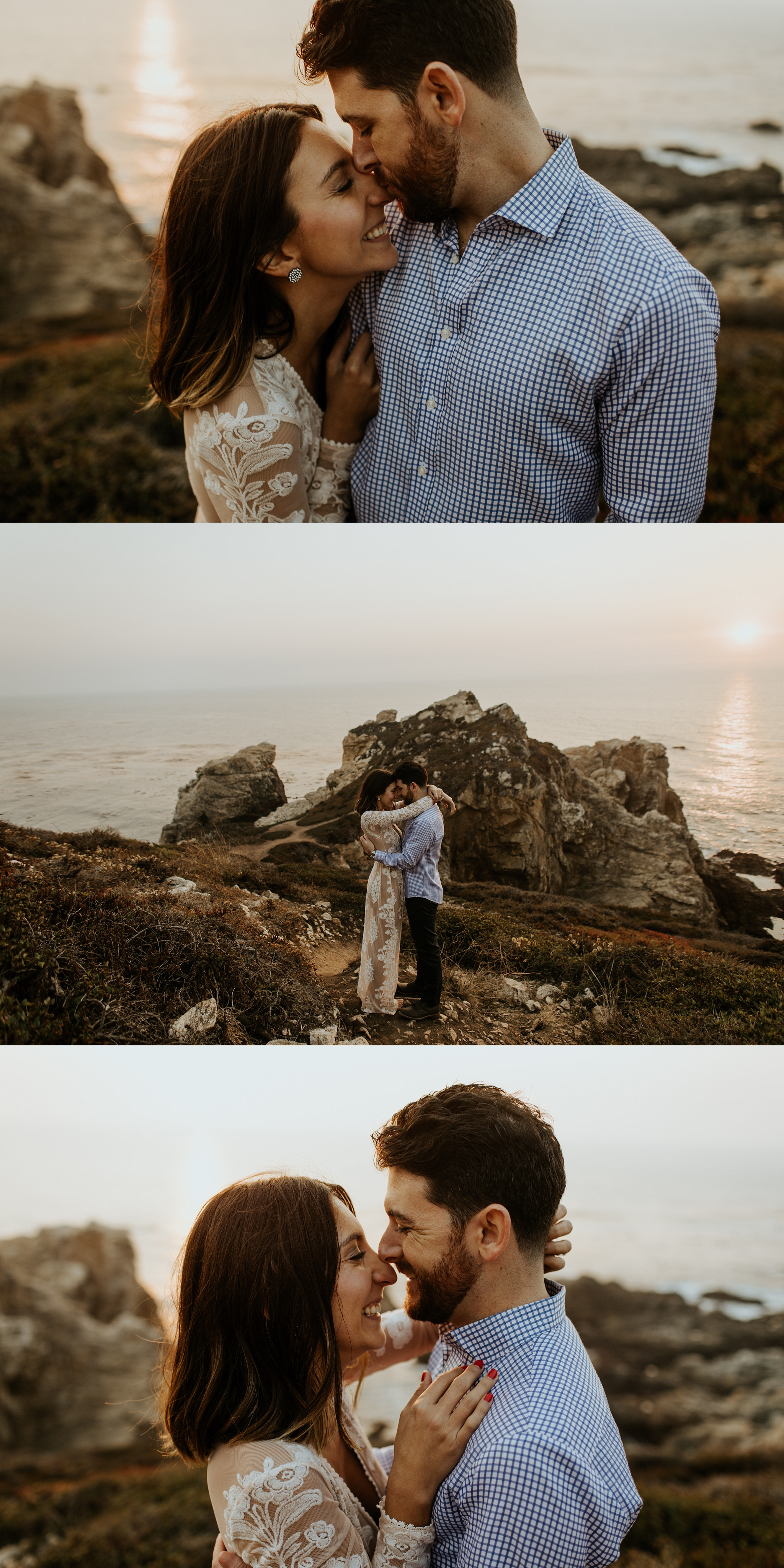 Fall Bohemian Big Sur California Engagement Session by Trin Jensen Photography_0023.jpg