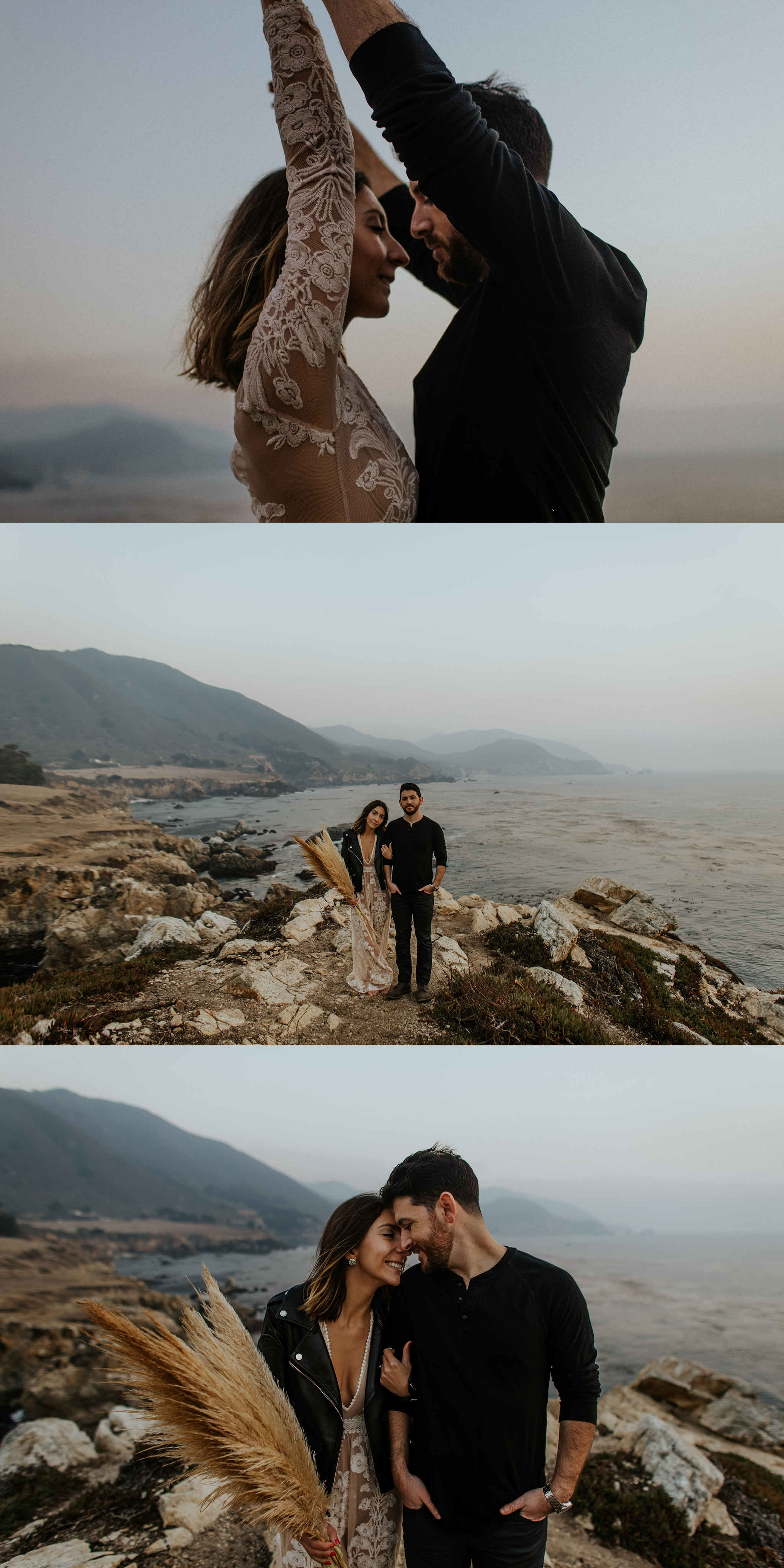 Fall Bohemian Big Sur California Engagement Session by Trin Jensen Photography_0029.jpg