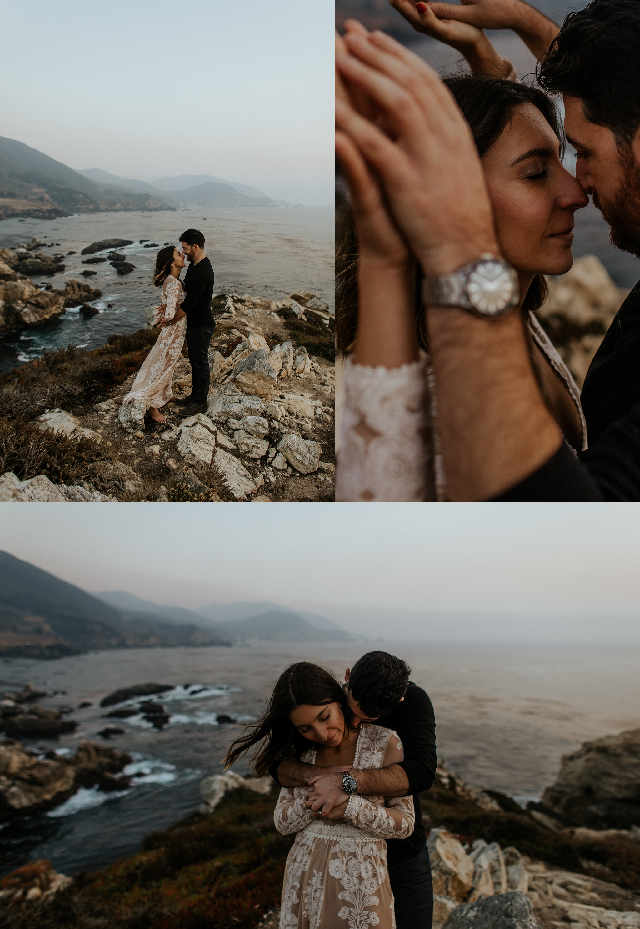 Fall Bohemian Big Sur California Engagement Session by Trin Jensen Photography_0030.jpg