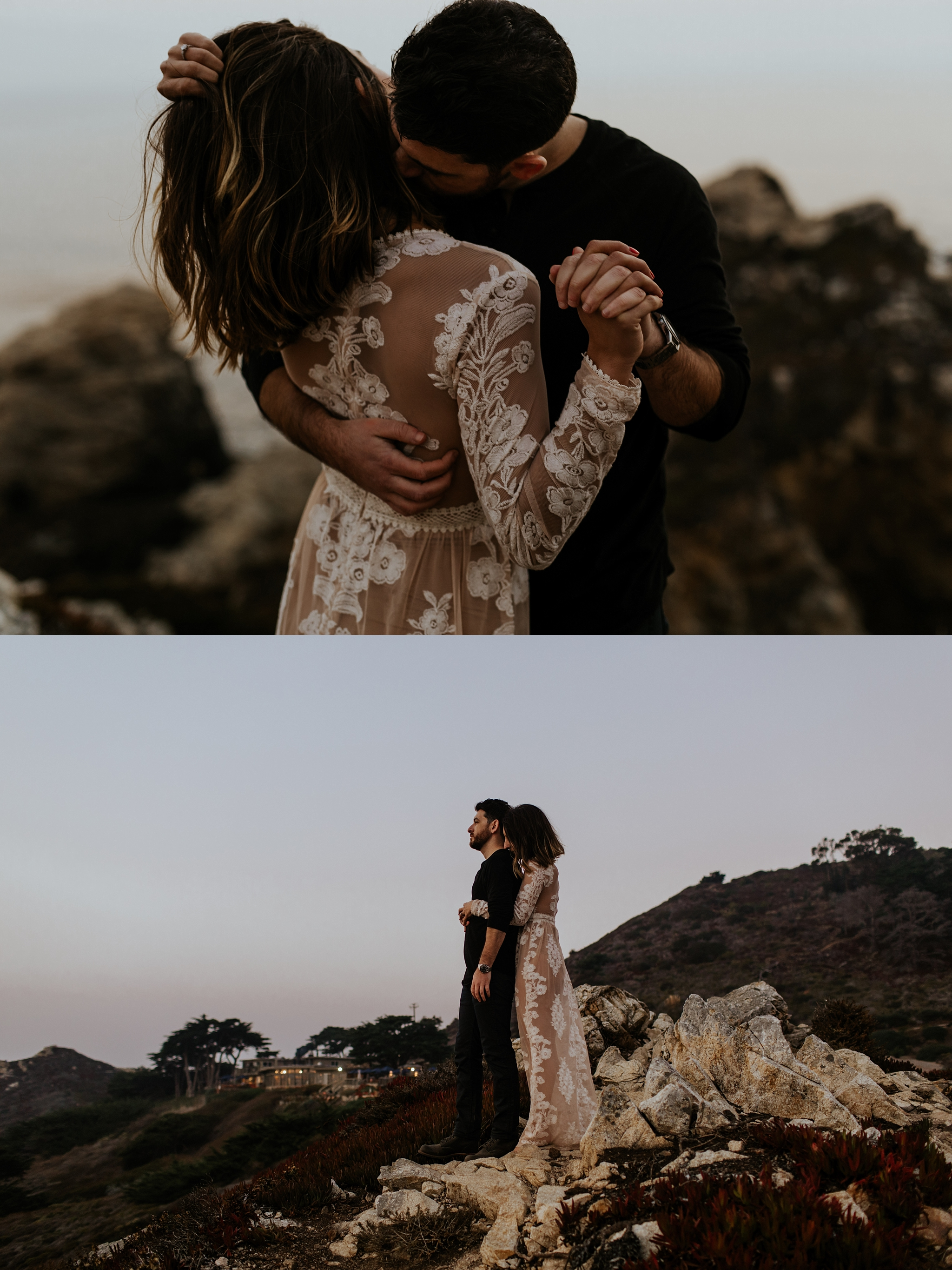 Fall Bohemian Big Sur California Engagement Session by Trin Jensen Photography_0031.jpg
