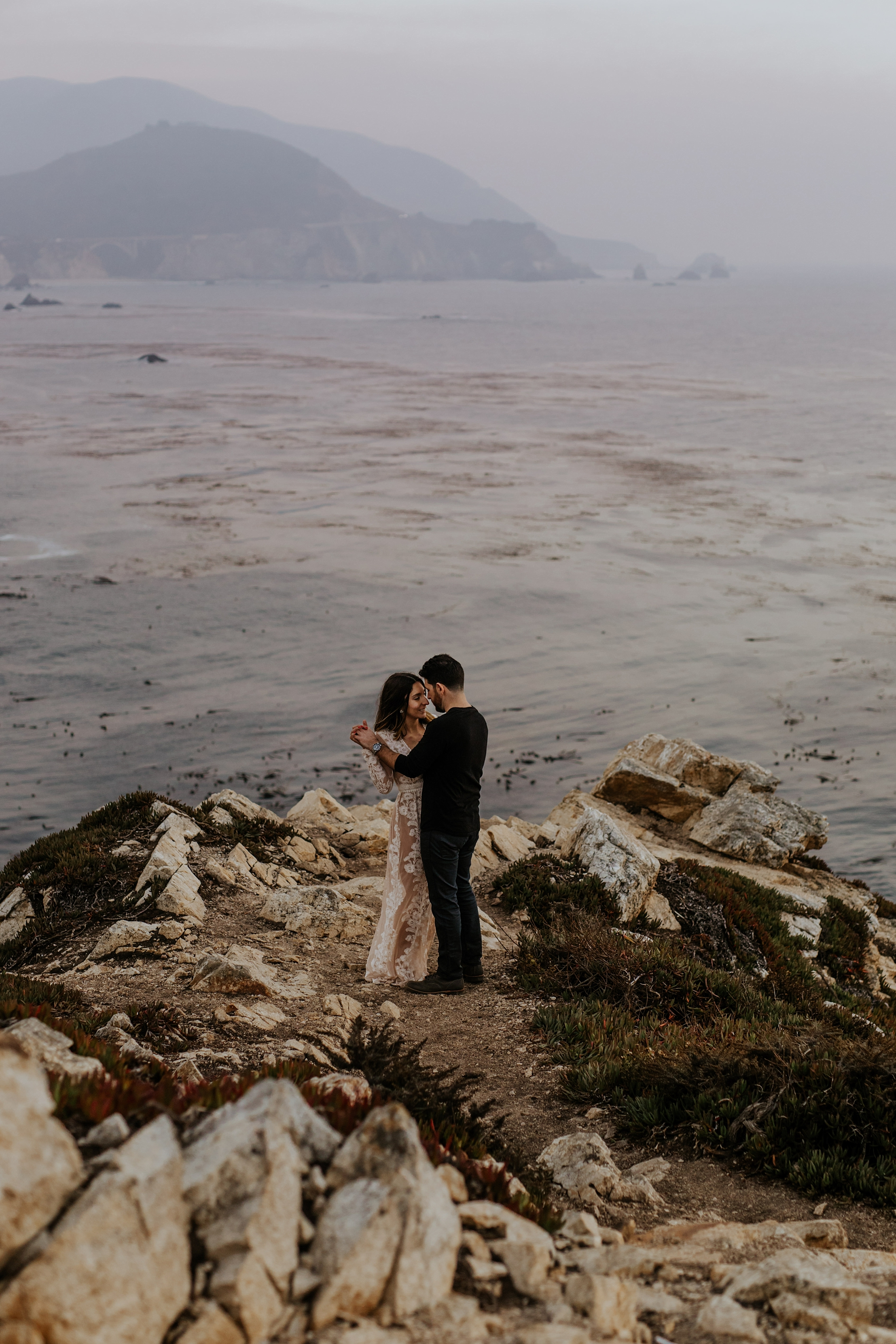 Fall Bohemian Big Sur California Engagement Session by Trin Jensen Photography_0033.jpg