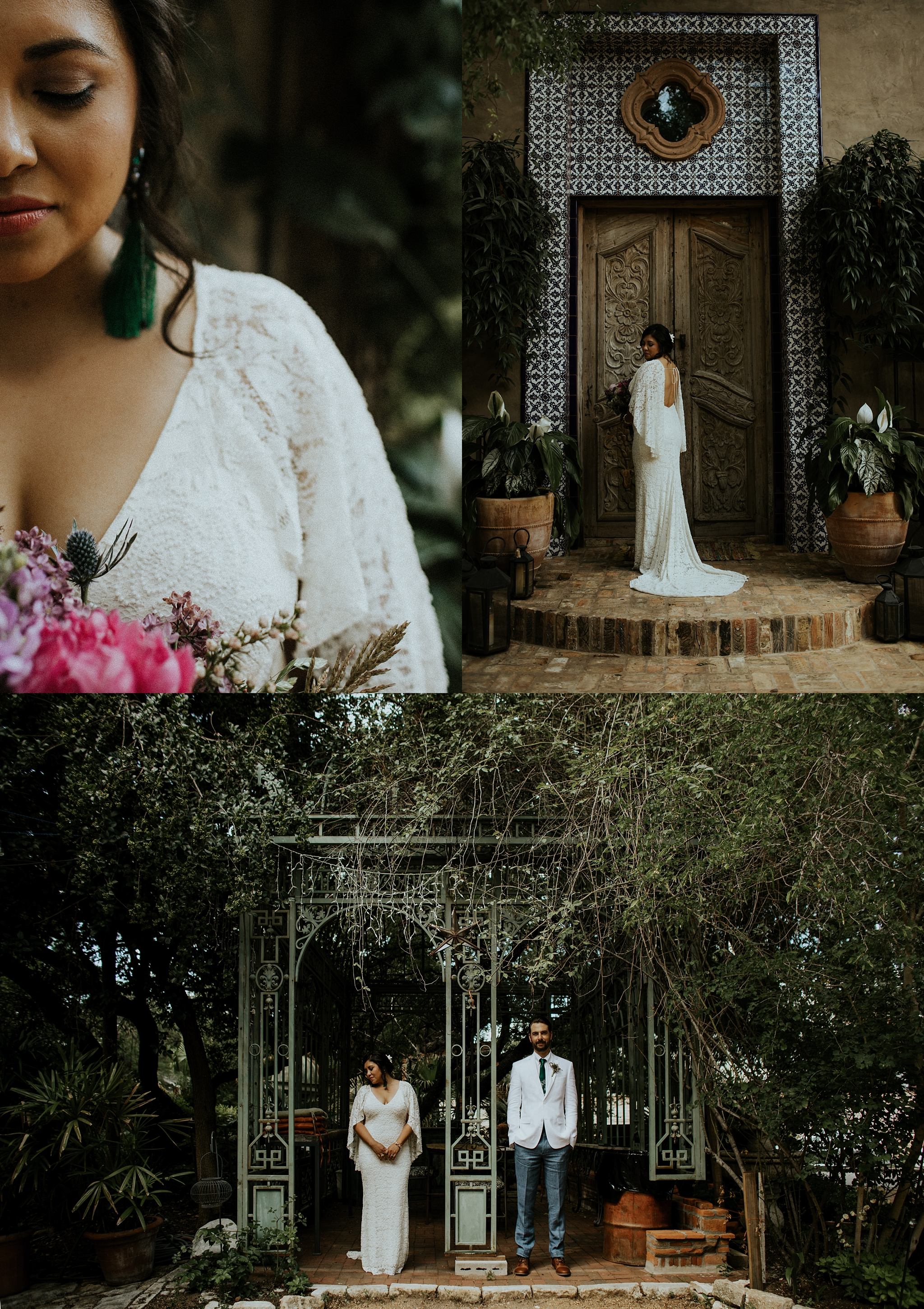 Vibrant Spring Wedding at the enchanting Jennifer's Gardens in Downtown Austin Texas_0017.jpg