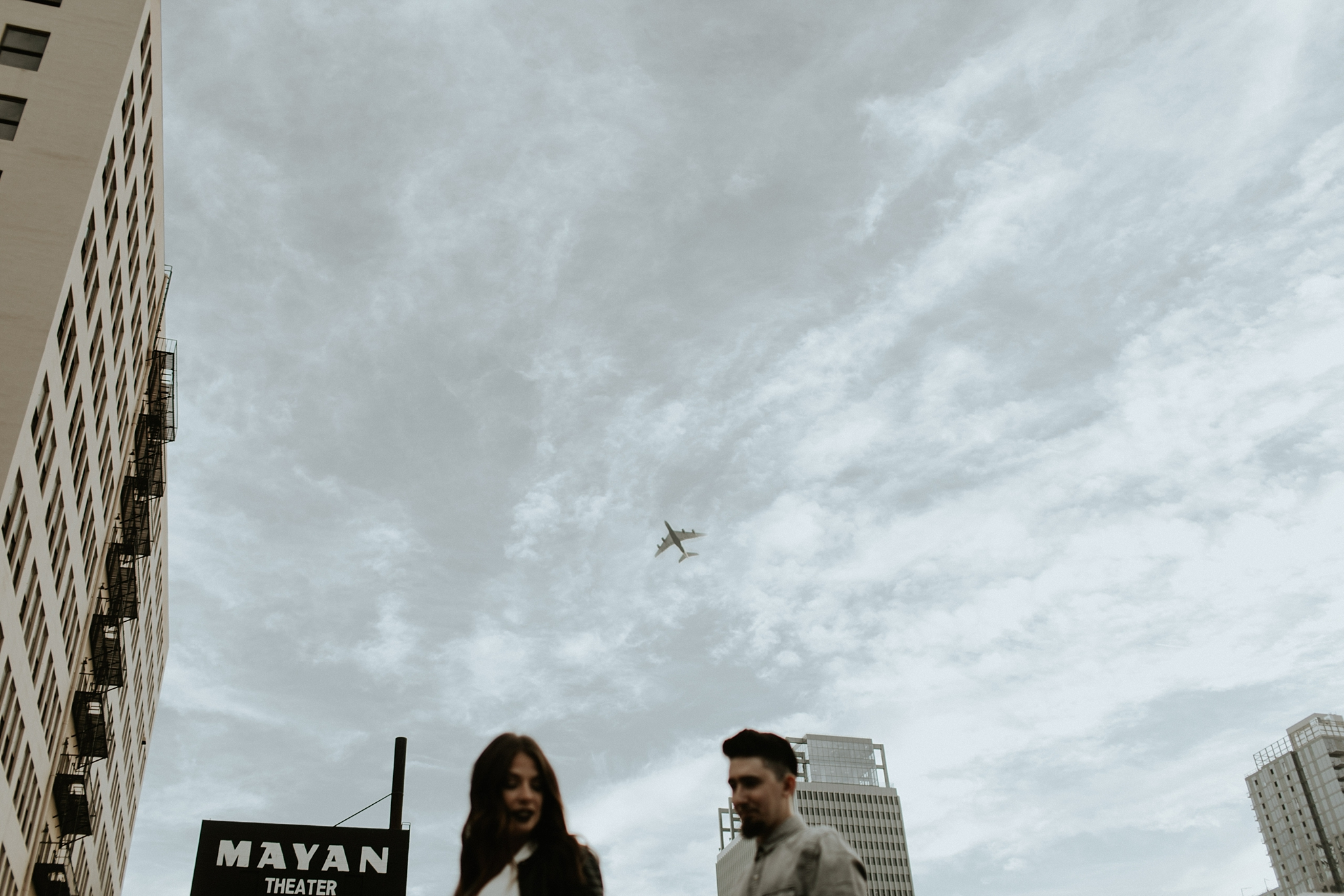 DTLA Engagement Session - Qiana + Mason - Trin Jensen Photography-54.jpg