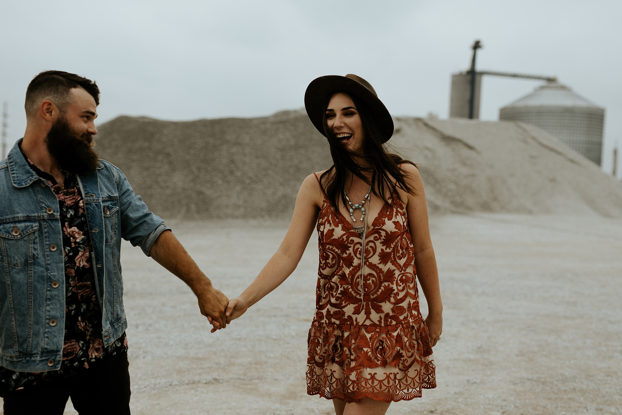 JD + Lauren  --  Bohemian and Earthy Nebraska Engagement Session  --  Trin Jensen Photography-84.jpg