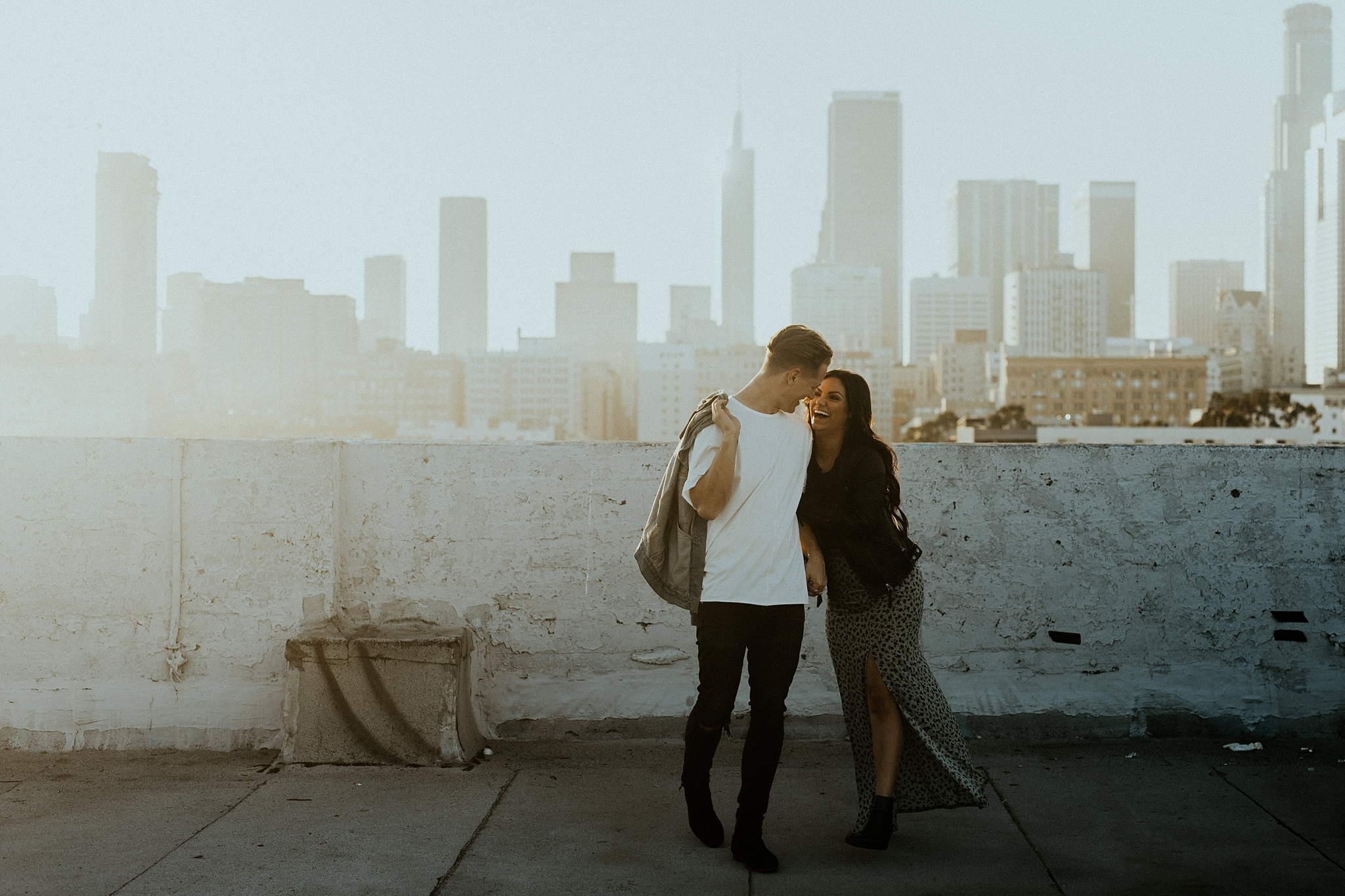 DTLA Rooftop Engagement Session by Trin Jensen Photography  - Los Angeles Wedding Photographer_0041.jpg