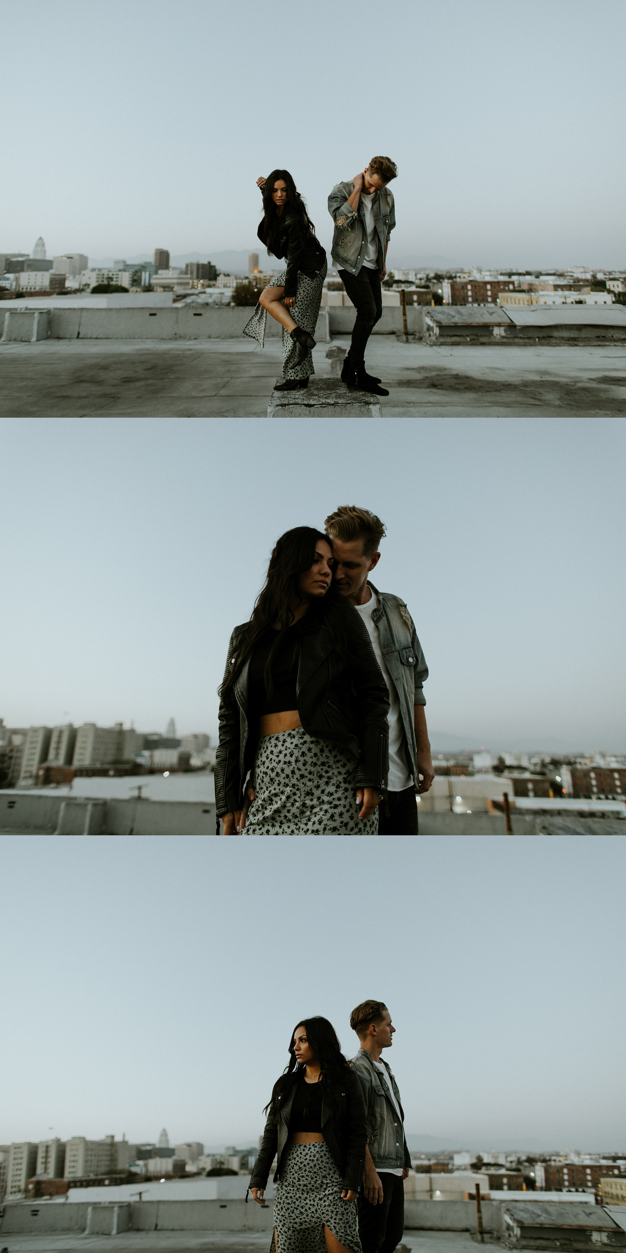 DTLA Rooftop Engagement Session by Trin Jensen Photography  - Los Angeles Wedding Photographer_0043.jpg